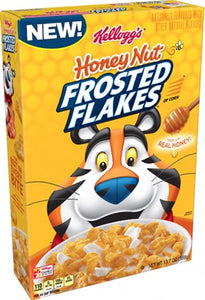 Honey Nut Frosted Flakes