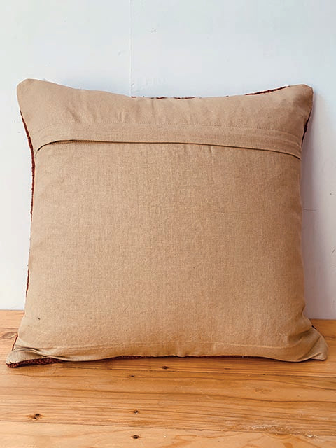 Linked diamond pattern layout cushion cover 42 * 42 cm
