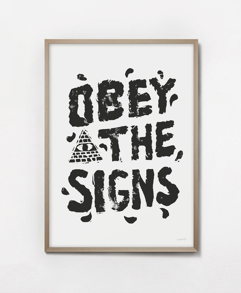 Obey The Signs