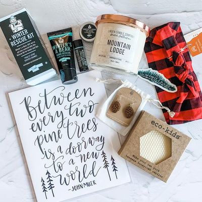 December Wildflower Club Box Reveal