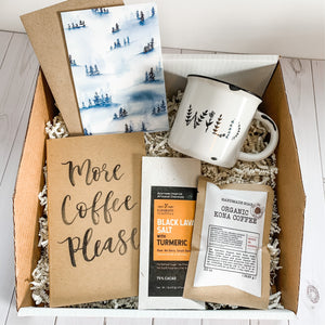 Gift Box - More Coffee Please
