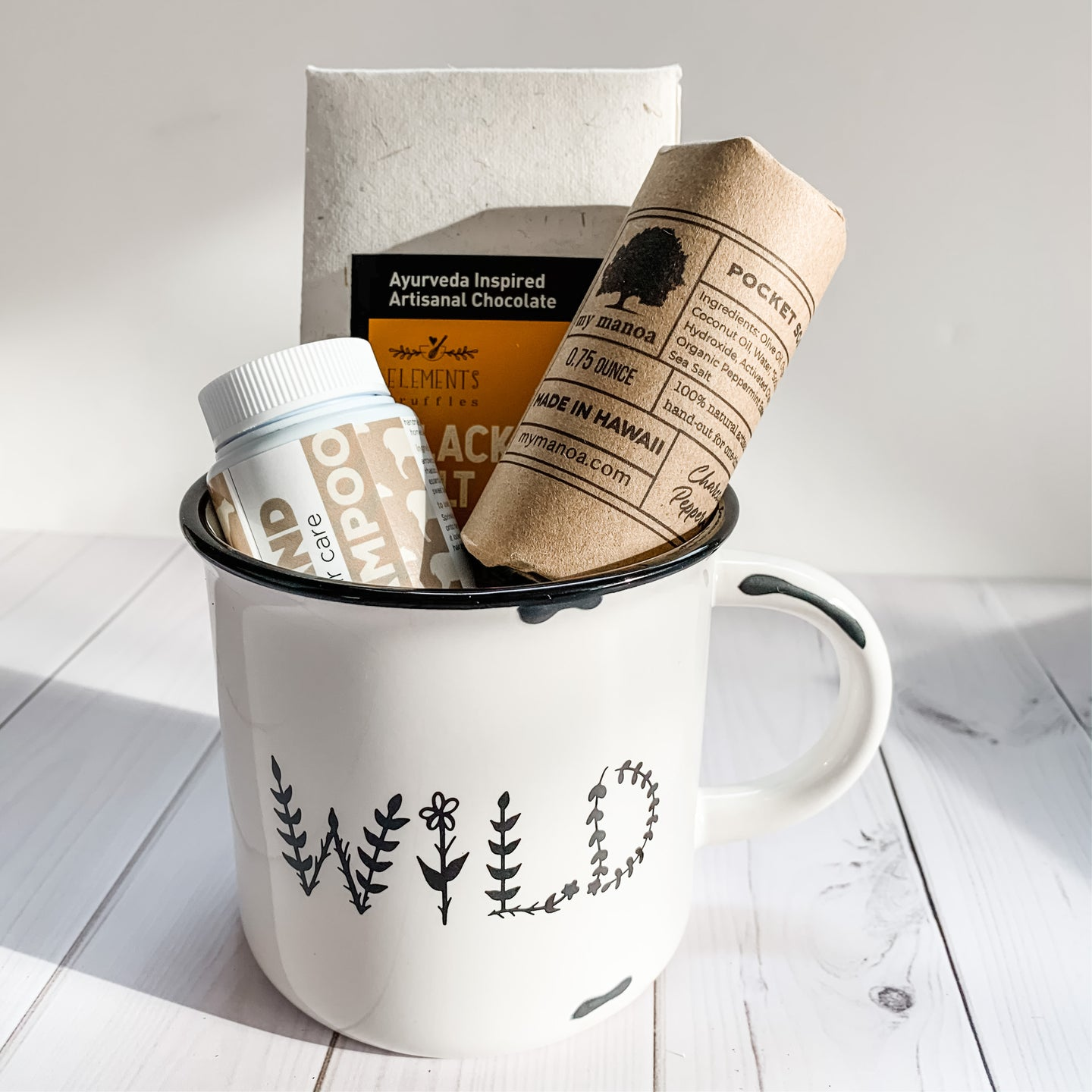 Holiday Gift Set - Survival Kit 1
