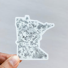 Minnesota State Botanical Sticker Decal