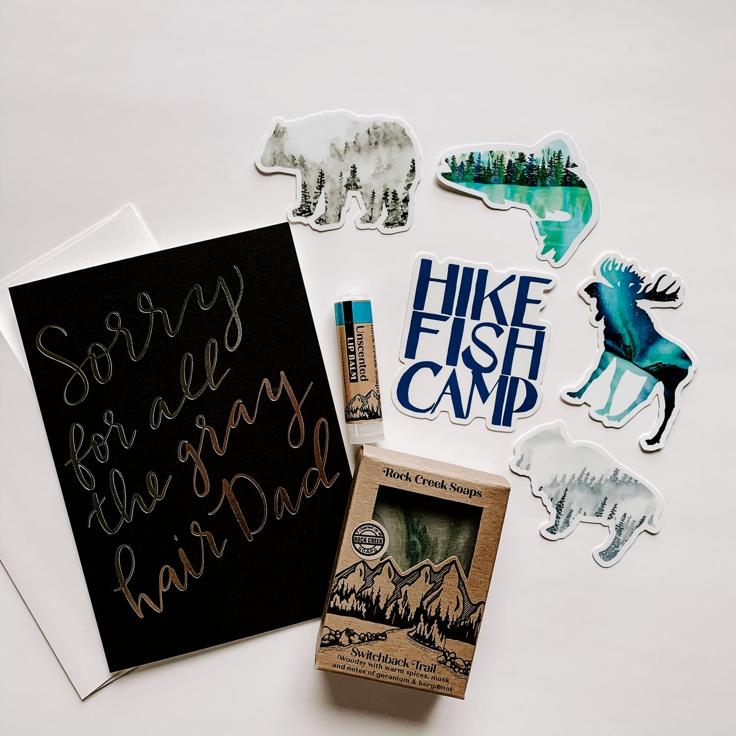 Father's Day Curated Gift Box