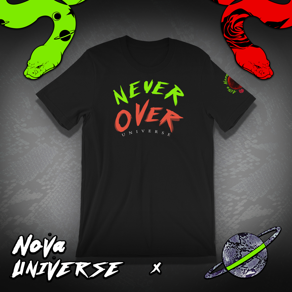 Never Over | Tee