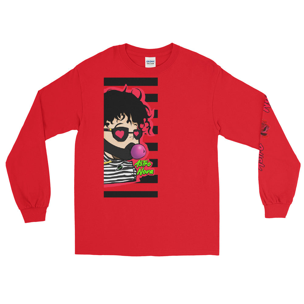 Carmine Long Sleeve