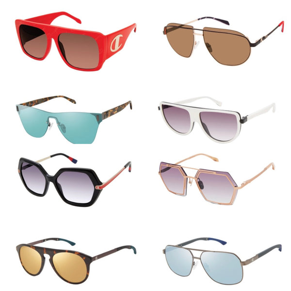 All eyes on you! Shop Champion Women's premium eyewwear collection.