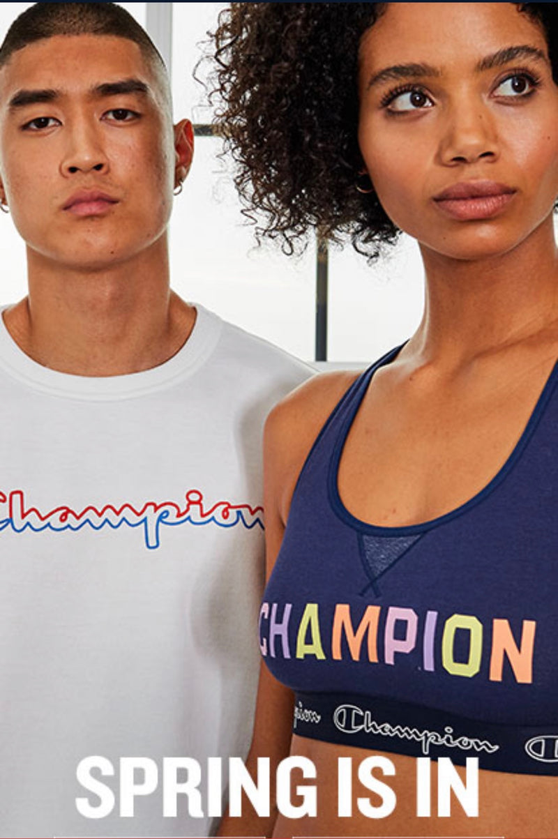 CHAMPION.... KEEP IT FRESH>>SPRING IS IN