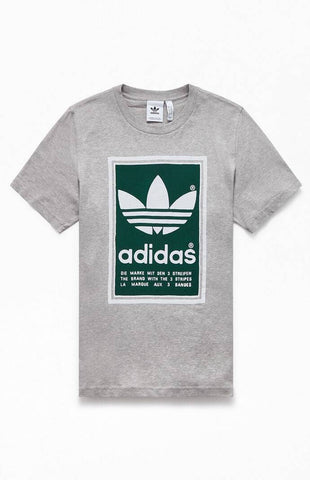 adidas Heather Grey Archive Pantone T-Shirt