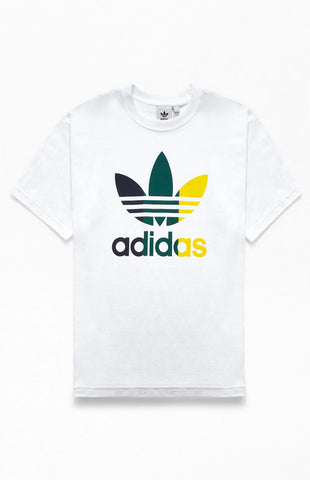 adidas Tricolor Stacked T-Shirt