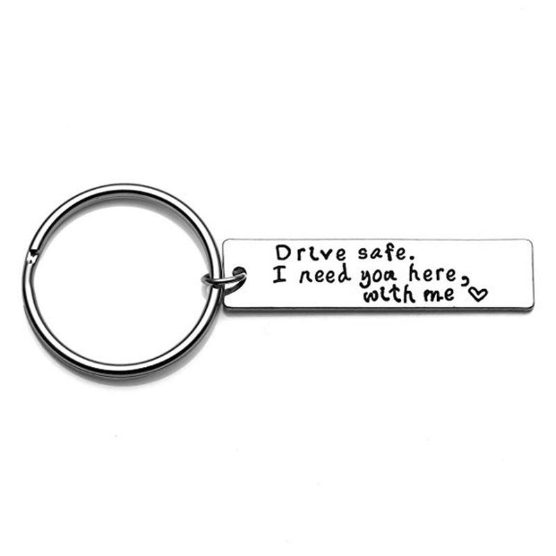 Drive safe Key Chain Best Gift