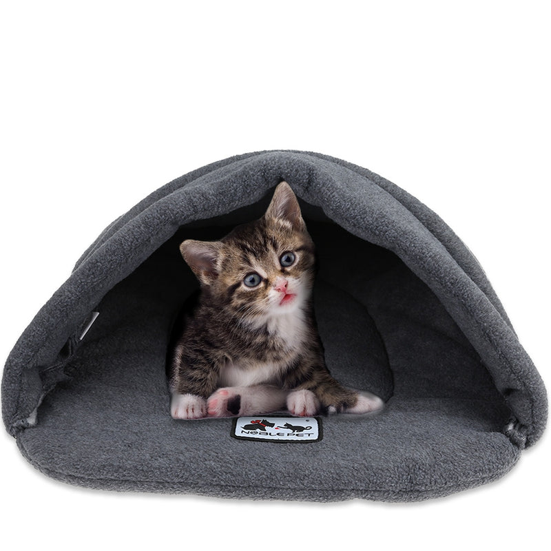 Soft Warm Cat Dog Bed House Pet Sleeping Bag