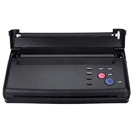 Black Tattoo Transfer Stencil Machine Thermal Copier Printer with Bonus Papers …