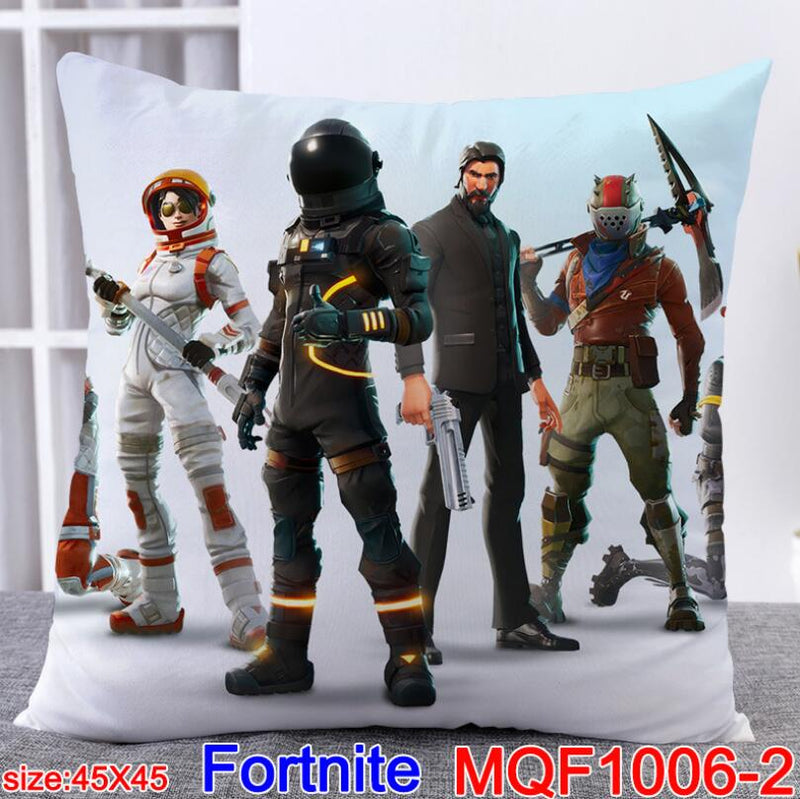 Fortnight bag Fort pillow night cartoon game cushion linen pillowcase