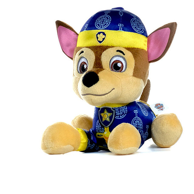 Paw Patrol Dog Plush Doll Anime Kids Toys Action Figure Plush Doll