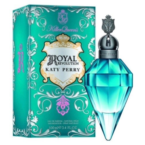 Royal Revolution by Katy Perry, 3.4 oz EDP Spray for Women