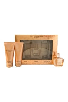 Sean John Unforgivable Woman Gift Set 3 pc