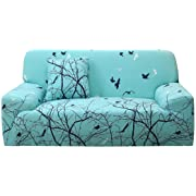 Seater Sofa Covers Sofa Slipcovers Protector Elastic Polyester Spandex Fabric