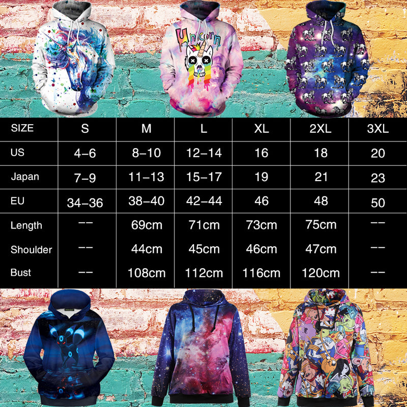 Pokemon Women Hoodies Sweatshirt