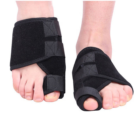 Adjustable Strap Night Bunion Toe Separators Hallux Valgus For Correction