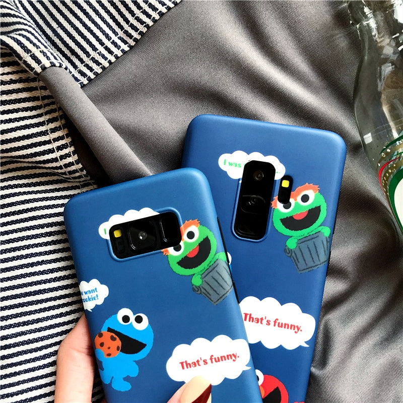 Phone Cases For Samsung S9 Case For Samsung Galaxy S9 S8 Plus NOTE 8