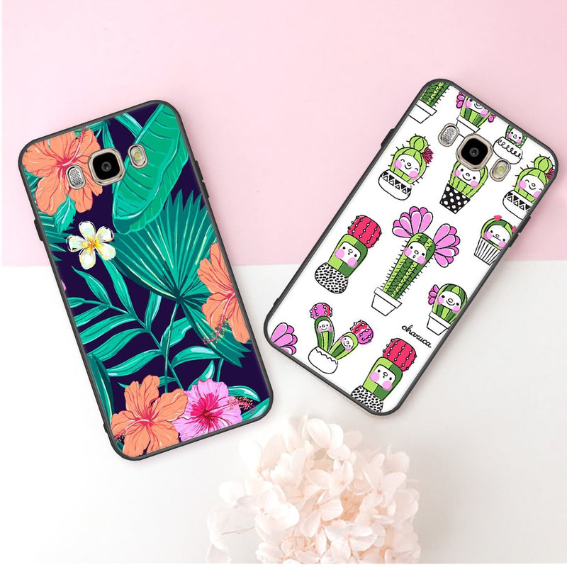 Phone Case For Samsung Galaxy S9 S8 Plus S7 S6 Edge Note 8 J7 J5 J3