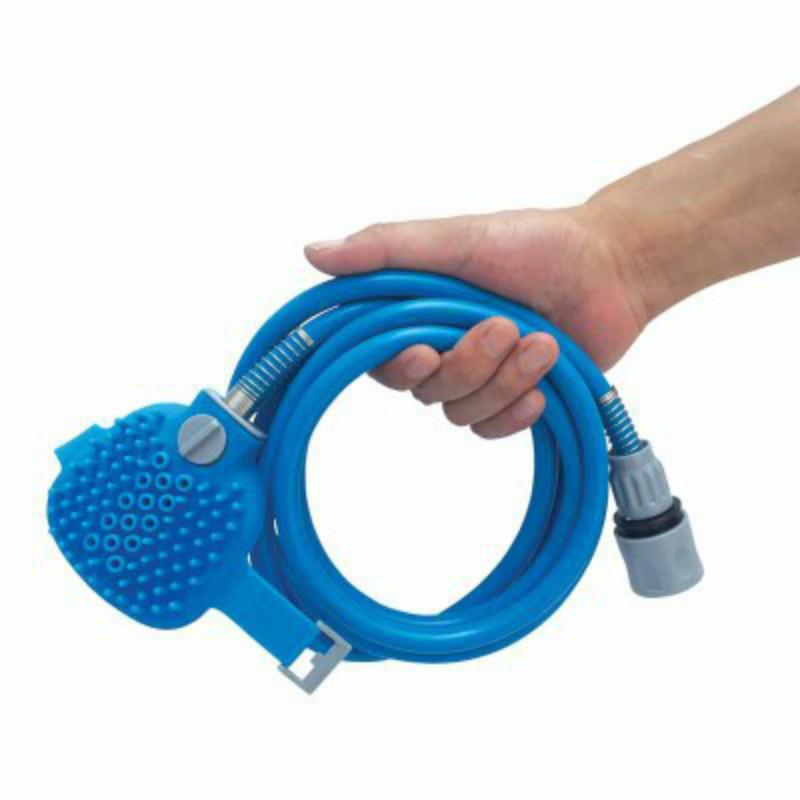 Multi-function Pet Products Shower Wash Dog Artifact Spray Massager Jin Mao Teddy Pet Products