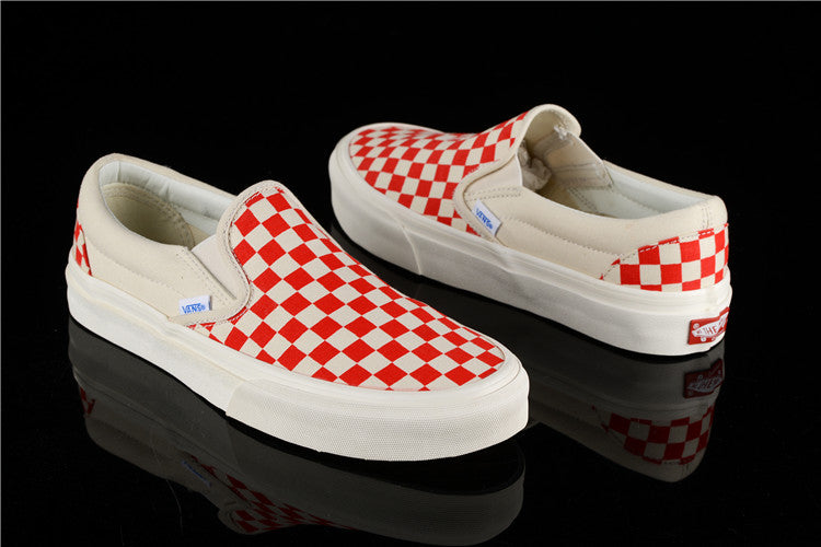 Vans Lattice series Women canvas shoes, Vans Sports Shoes ,Weight lifting shoes Sneakers shoes 36-39
