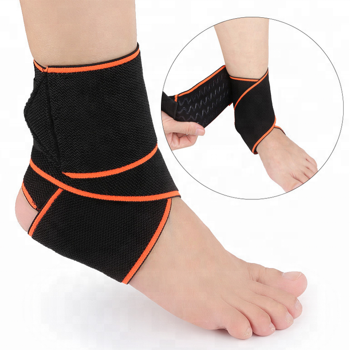 Elastic Compression Ankle Support Band