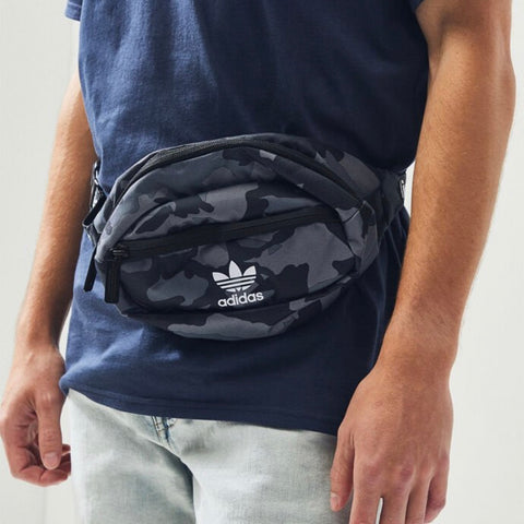 adidas Camo National Waist Pack