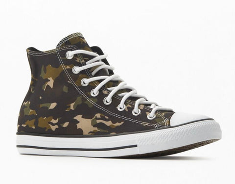 Converse Camo Chuck Taylor All Star High Top Shoes