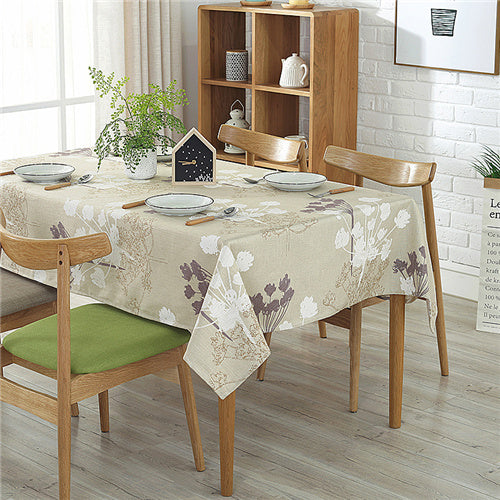 Waterproof Table Cloth  Covers