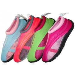 Wholesale Women's Aqua Shoes Case Pack 36