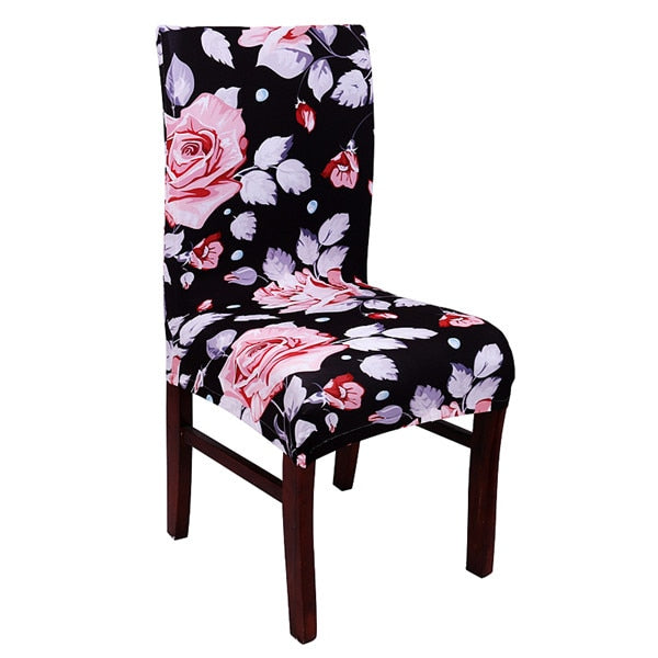 Spandex Elastic Chair Covers
