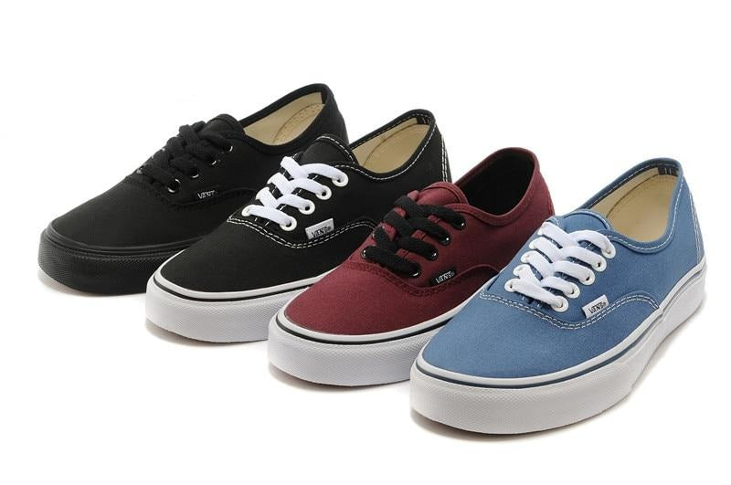 VANS Authentic Classic Women's Sneakers canvas shoes