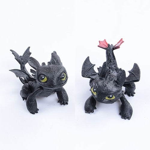 Dragon 2 Action & Toy Figures How To Train Your Dragon 2 Toothless NightFury Action Figures Toys