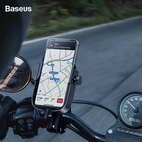 Motorcycle Phone Holder Bike Bicycle Mobile Phone Stand  Cell Phone Holder