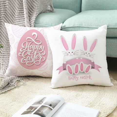Easter Decoration Bunny Rabbit Eggs Easter Decoration For Home Party Decor Gift