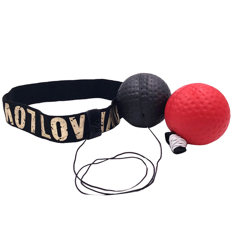 1set ball Boxing Punch Exercise Fight Ball  react reflex punching speed Ball