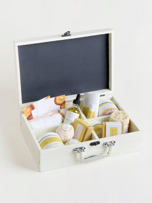 Luxury Spa Set in a Wooden Box