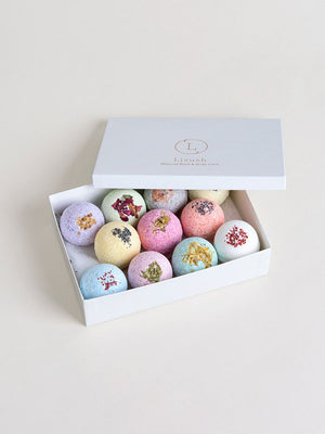 Ultra Lush Bath Bombs Gift Set of 11 (Assorted Scents)