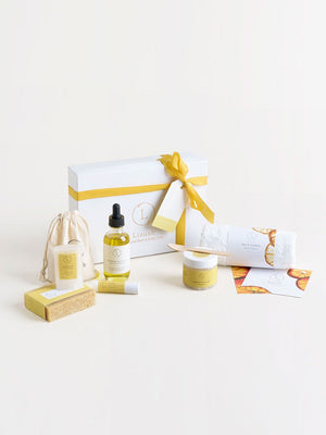 Relaxation Bath & Body Gift Set (7 products)