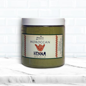 Moroccan Natural Henna (8.8 fl oz)