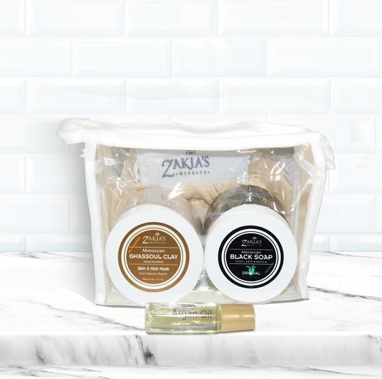 Hammam Travel Spa Gift Set
