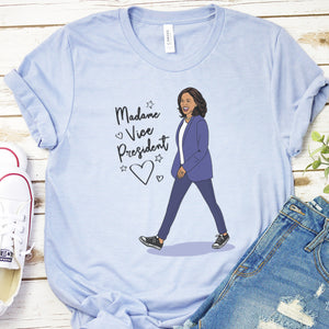 Madame Vice President Relaxed Fit T-Shirt