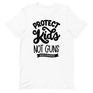 Protect Kids Not Guns Relaxed Fit T-Shirt