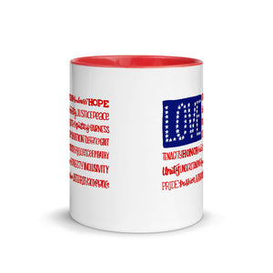 America The Wonderful Mug