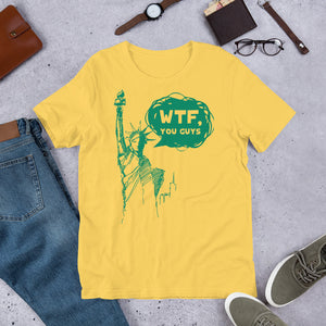 WTF, You Guys Relaxed Fit T-Shirt