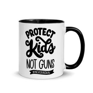 Protect Kids Not Guns Mug