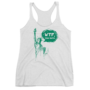 WTF, You Guys Women's Racerback Tank